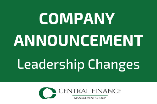 CFMG Announces New Leadership